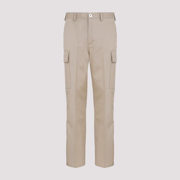 Lanvin Fitted Cargo Pants