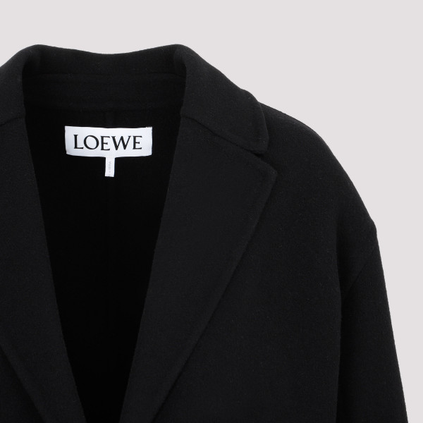 Loewe Slit jacket in wool and cashmere