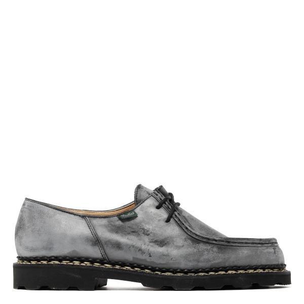 Black Michael Derby shoes