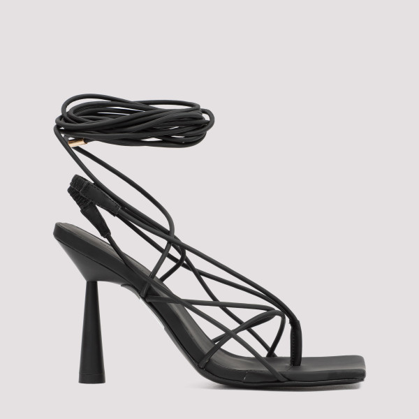 Gia X RHW Lace-up Sandals