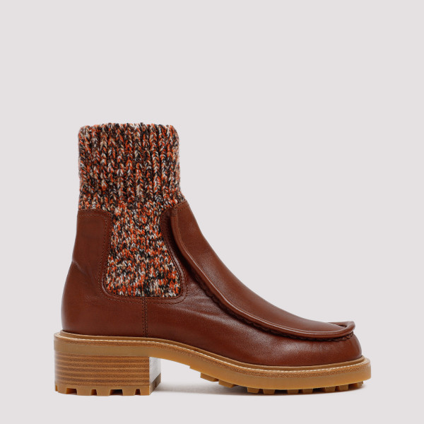 Chloé Jamie Knitted Ankle...