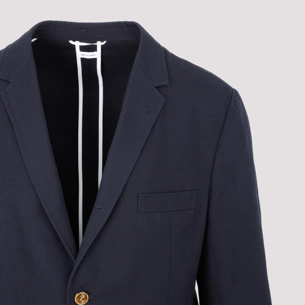 Thom Browne Unconstructed Classic Sport Jacket