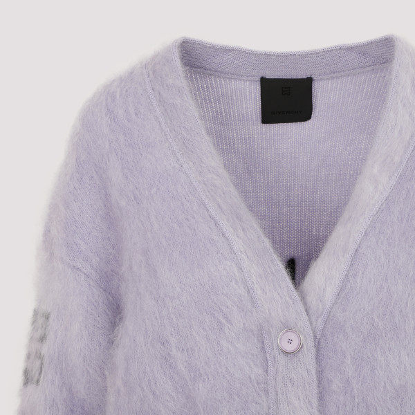 Givenchy Mohair and Wool Sweater