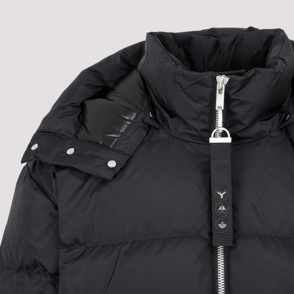 Moose Knuckles Feather Down Padded Jacket