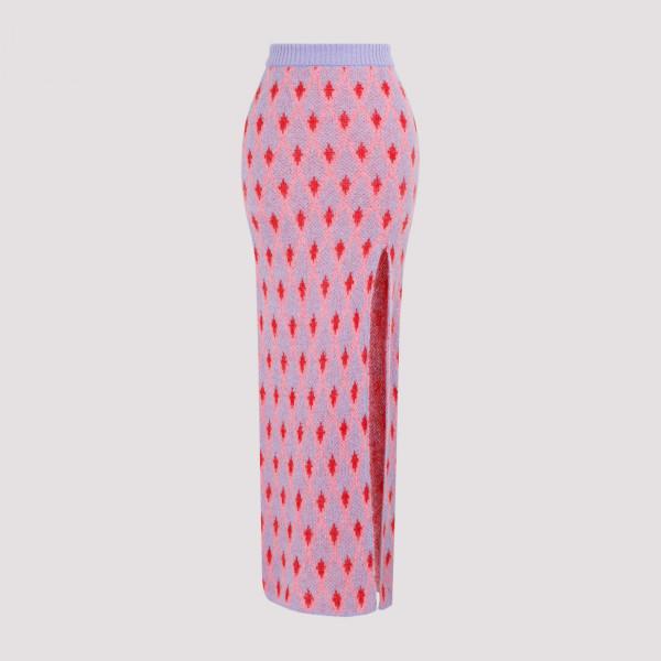 Greta Boldini Mohair Skirt