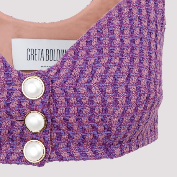 Greta Boldini Wool Top