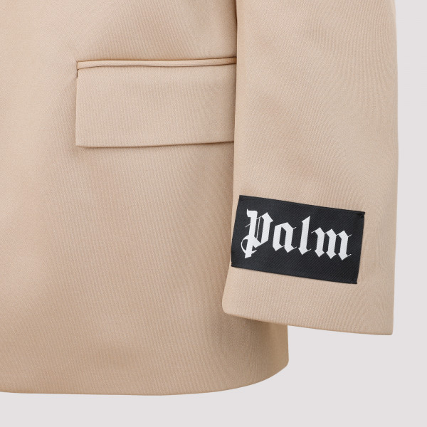 Palm Angels Double Layer Track Blazer