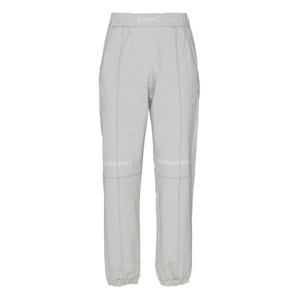 Boxing sweat pants in ice grey
