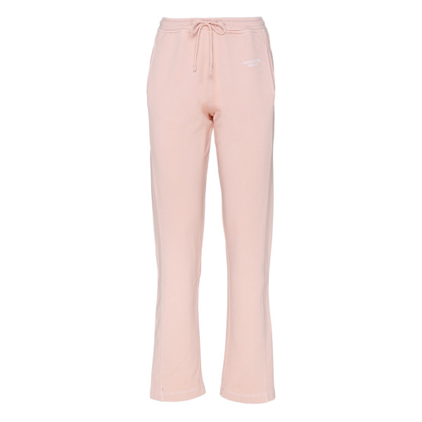 Pale orange Track suit pants