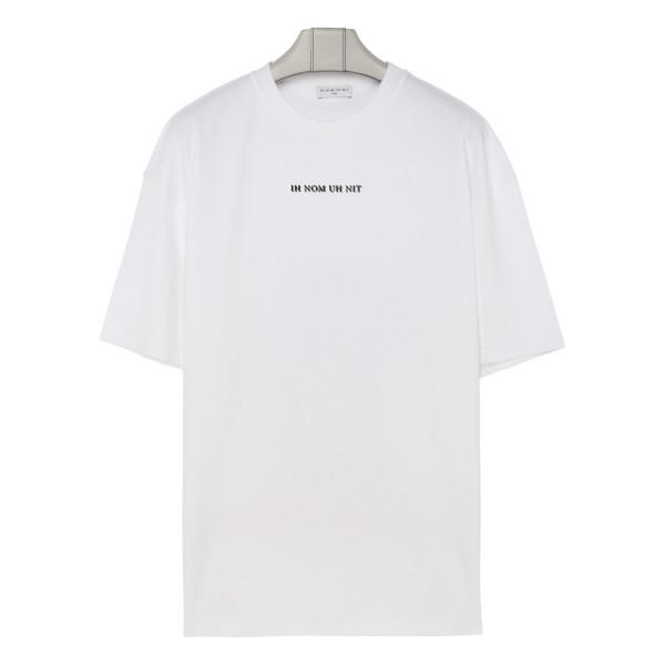 David Bowie printed T-shirt