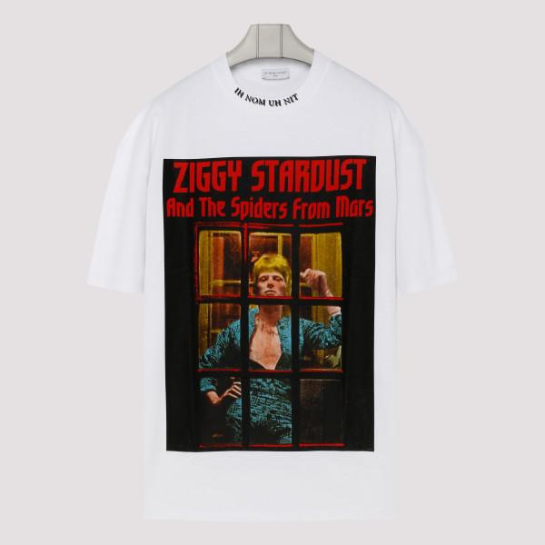 White Ziggy Stardust...