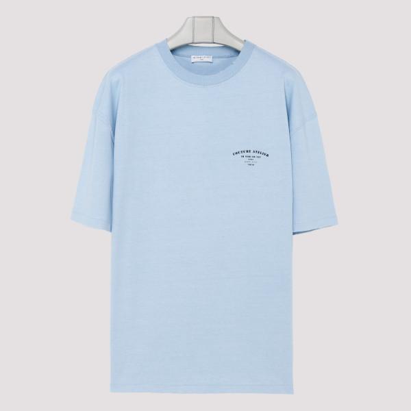 Light blue cotton Couture...