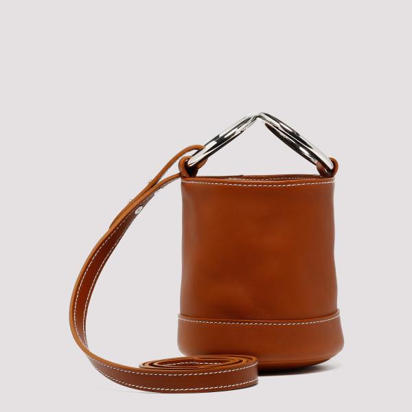 Bonsai tan leather small...