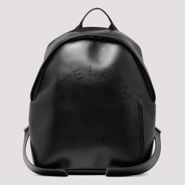 Black Stella Logo Backpack