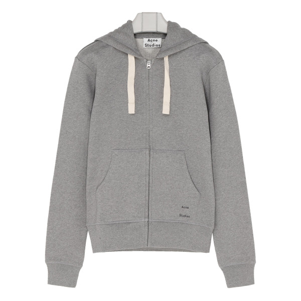 Light gray Hooded sweatshirt