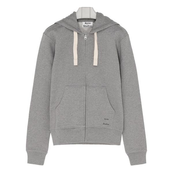 Light gray Hooded sweatshirt
