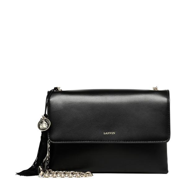 Black small Sugar shoulder bag