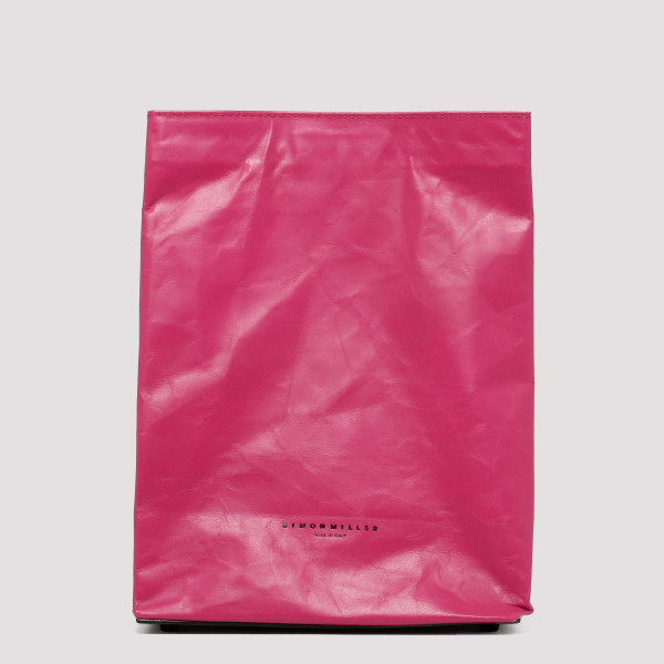 Fuchsia small 'lunch bag'...