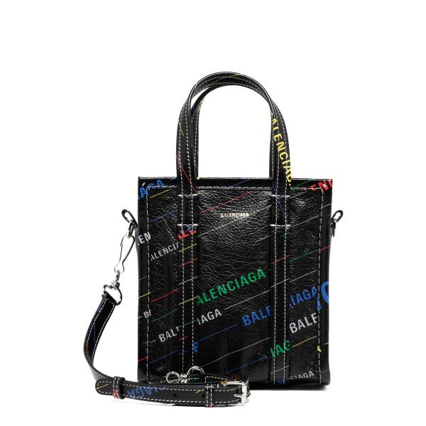 Bazar XXS shopper bag with multicolor logo