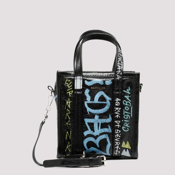 Bazar XXS graffiti shopper bag