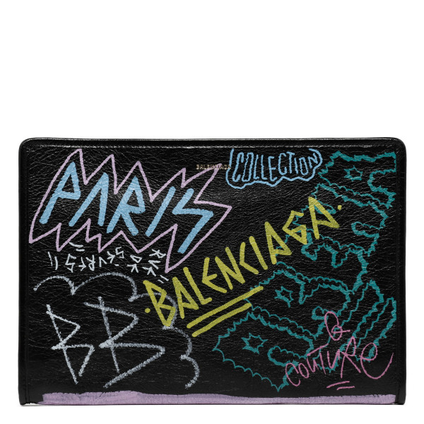 Bazar graffiti pouch