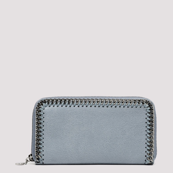 Falabella zip around wallet