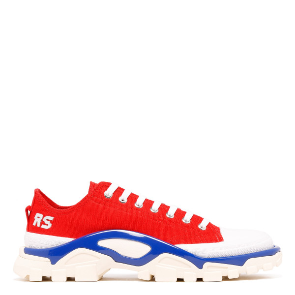 Red RS Detroit Runner sneakers