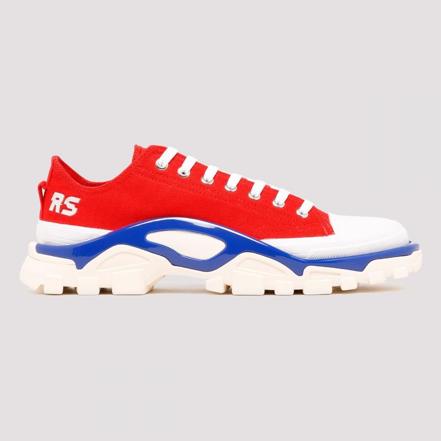 Red RS Detroit Runner sneakers