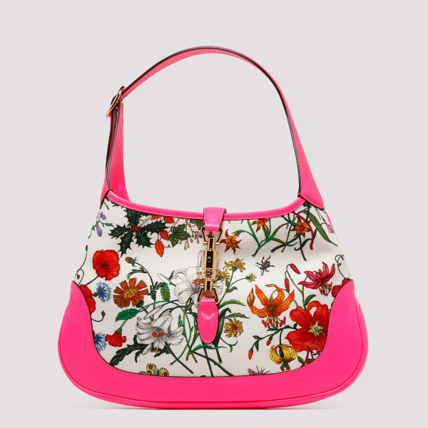 Jackie medium Flora hobo bag