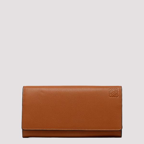 Rainbow continental wallet