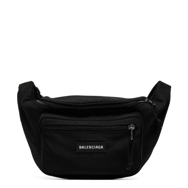 Black Explorer belt bag