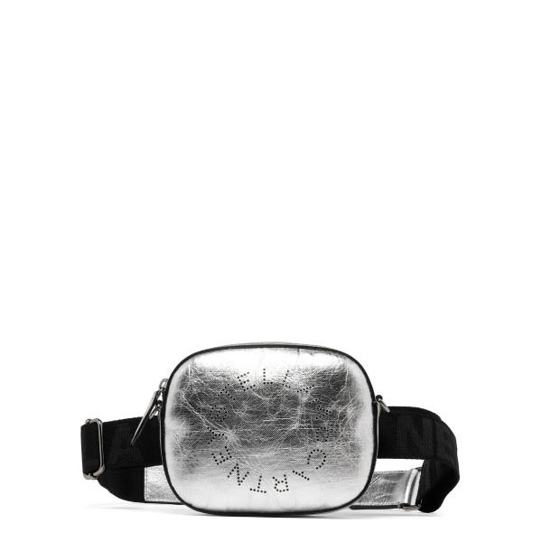 Silver Stella logo belt bag