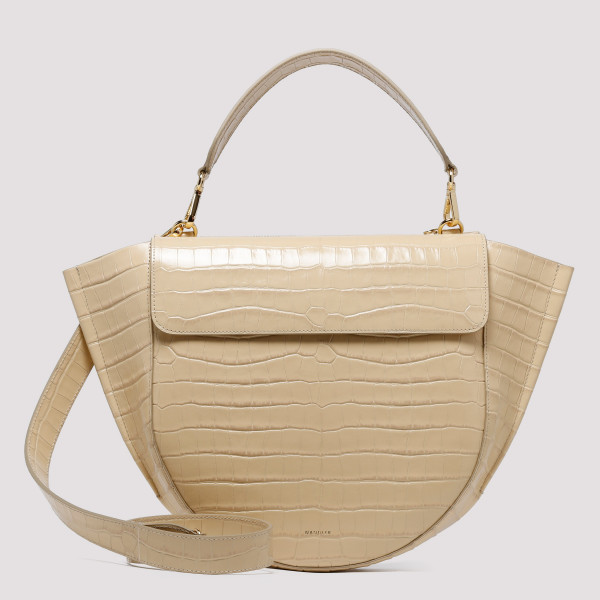 Nude Hortensia Large Shoulder Bag