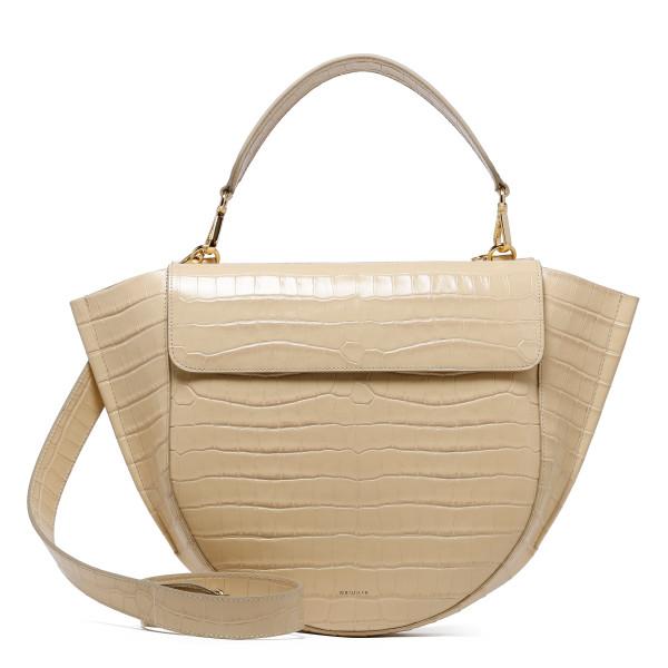 Nude Hortensia Large Shoulder Bag