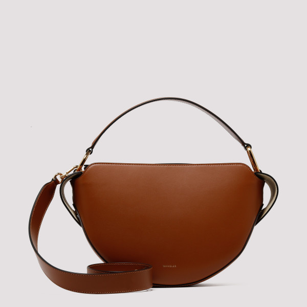 Tan leather Yara bag