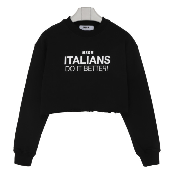 Italians Do it better sweatshirt