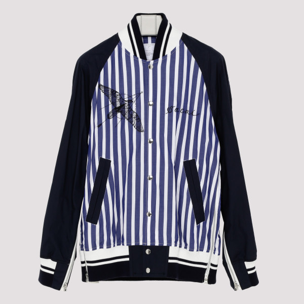 Dr. Woo Shirting Striped...