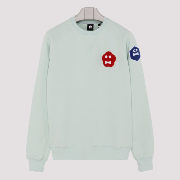 Light blue sweatshirt with...