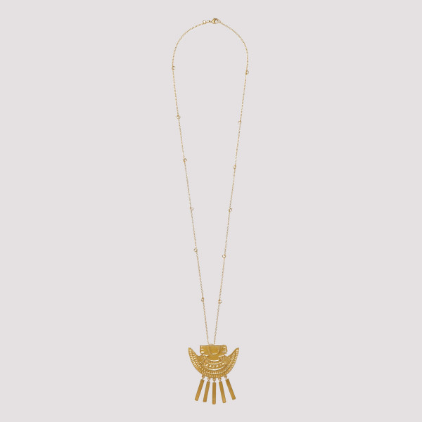 Vida Lee gold-tone necklace