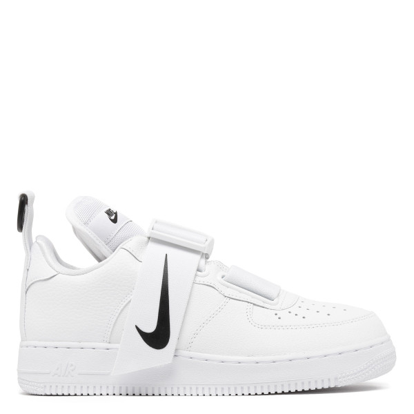 Black and white Air Force 1 Utility Sneakers