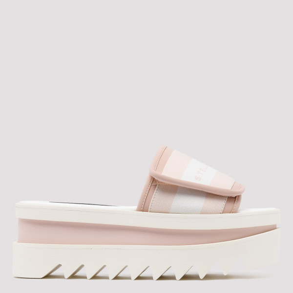 White and pink Sneak-Elyse...