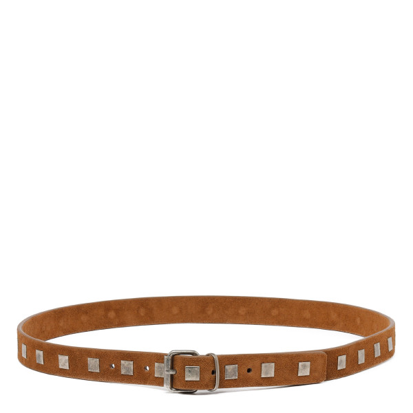 Tobacco studded belt