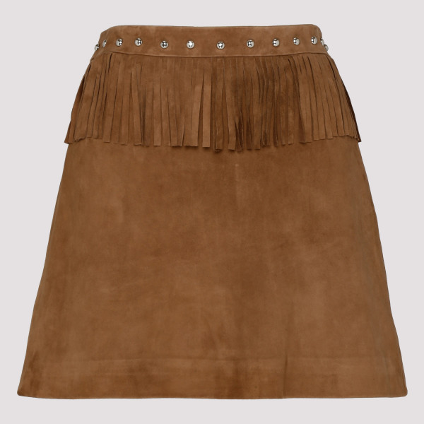 Brown Mimosa skirt
