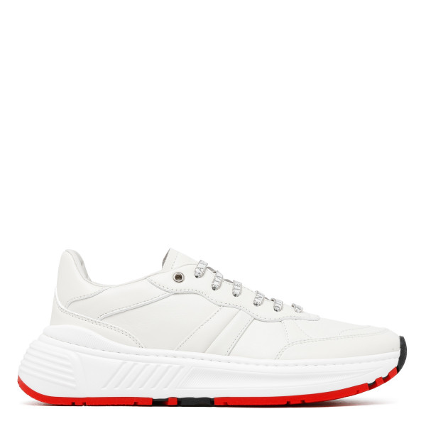 White Speedster Sneakers