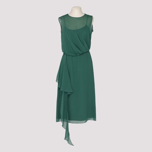 Zenobia green dress