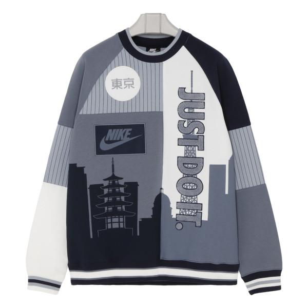 Tokyo crew sweatshirt