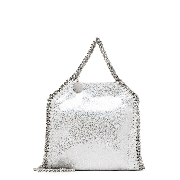 Falabella tiny tote in shaggy deer