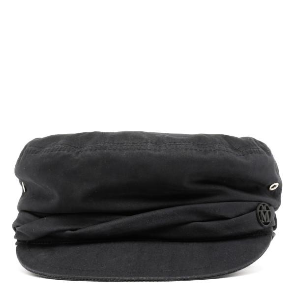 New Abby black sailor cap