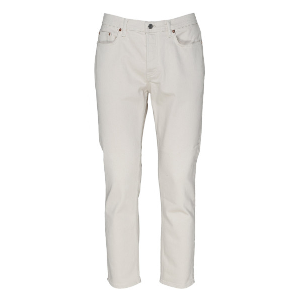 North ivory skinny fit jeans