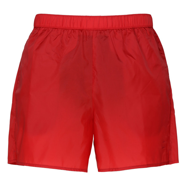 Warrick red swim shorts